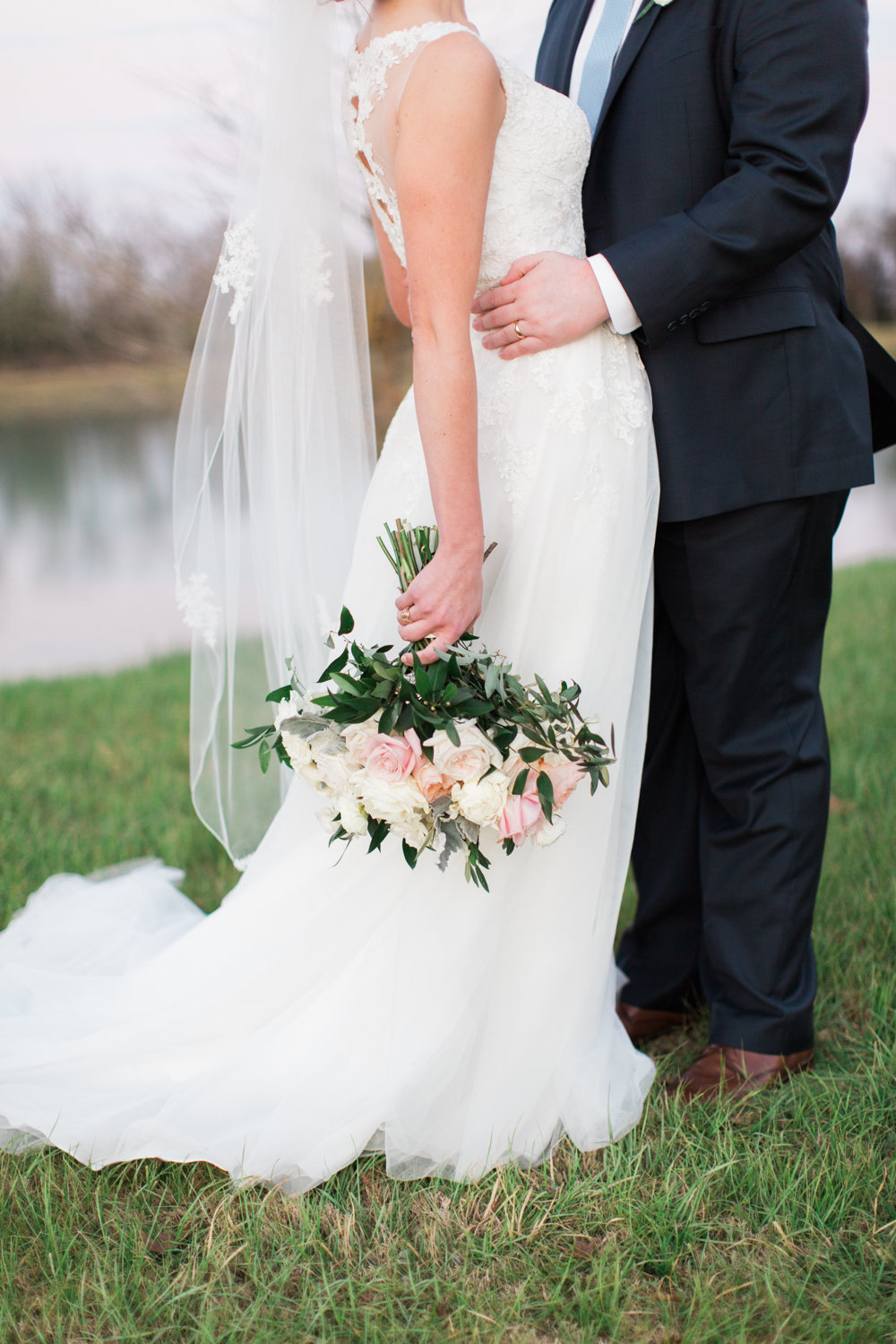 Houston Wedding- Bride and Groom Portraits
