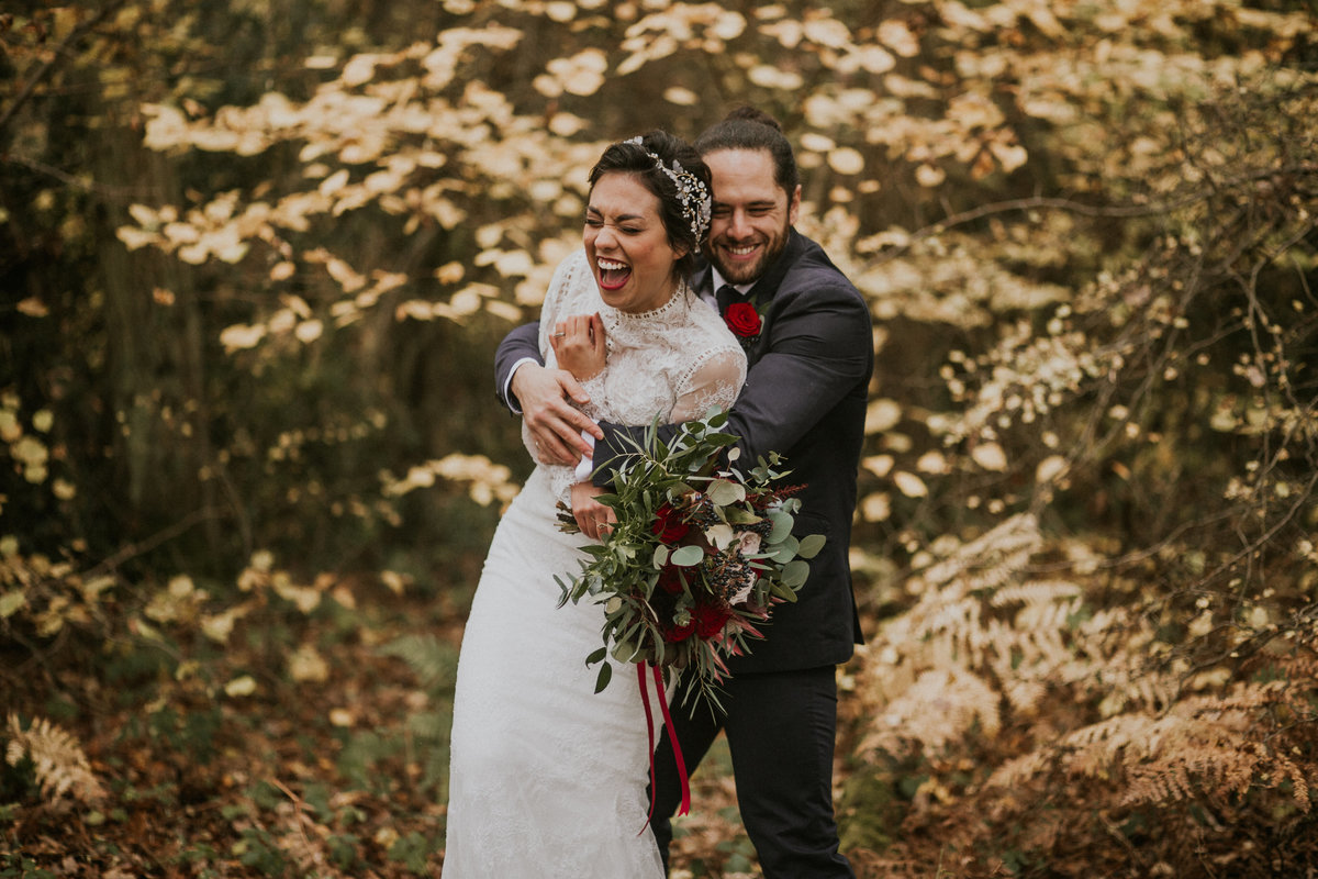 The Stars Inside - Forest Elopement - Nataly J Photography (23)