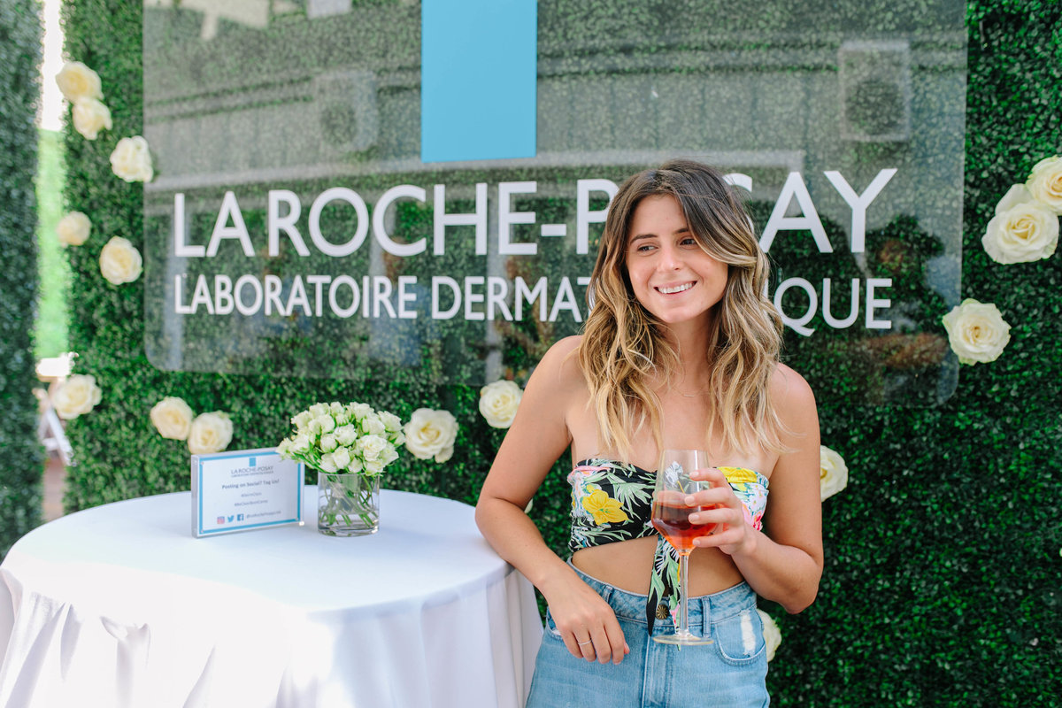 Savvy Events Los Angeles Event Planner La Roche Posay548A8613