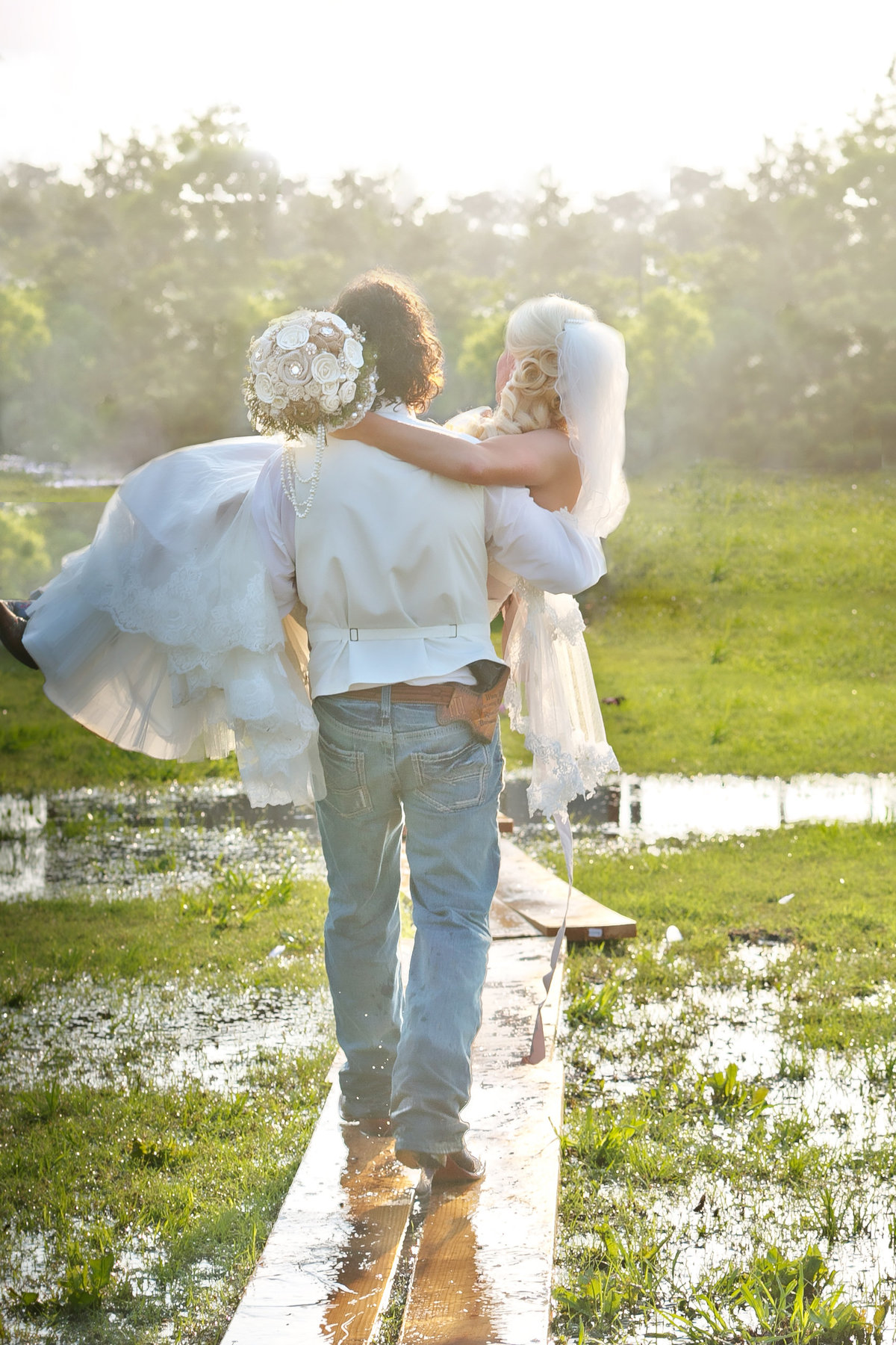 Wedding Photographer Lake Charles
