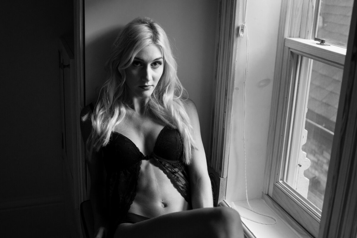 London Ontario Boudoir Photography