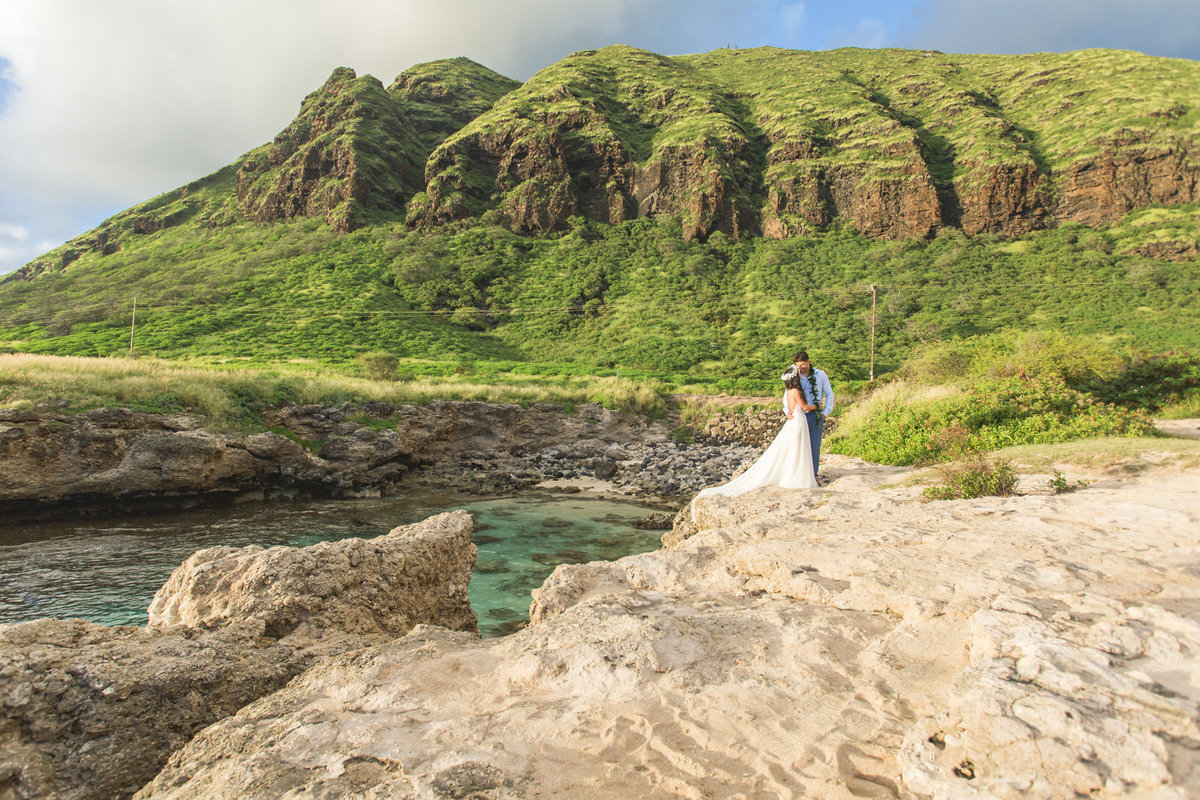 wedding photographers Oahu