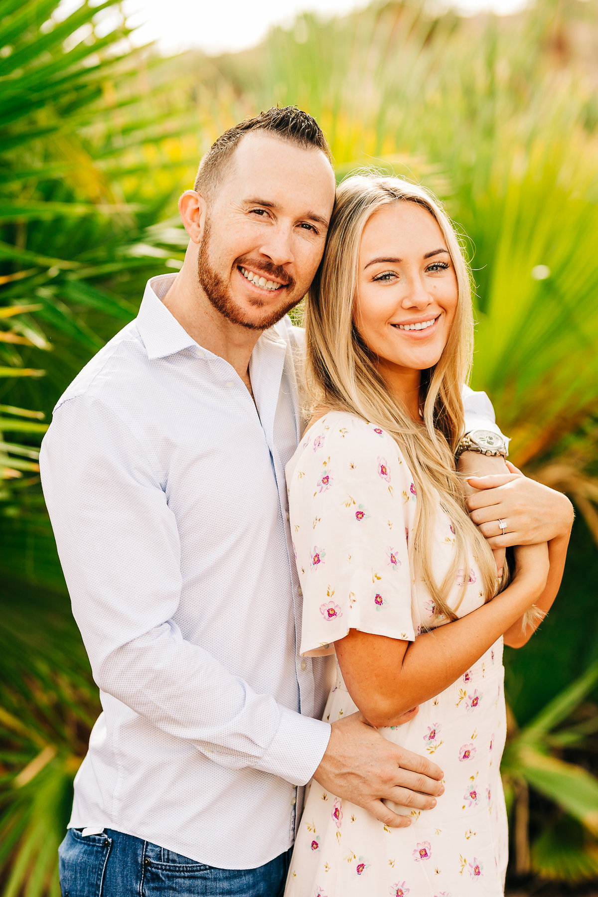 Savannah + Colin - Engagement Session - Lunabear Studios-146