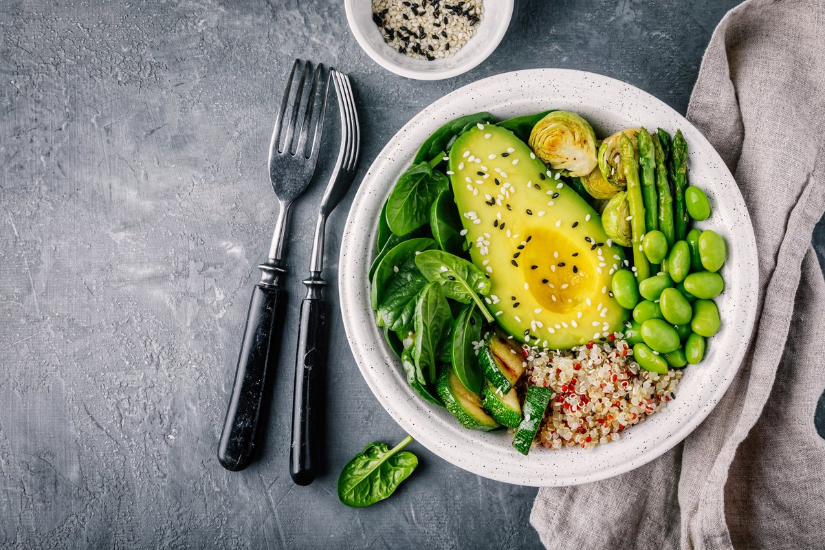 greeen breakfast bowl