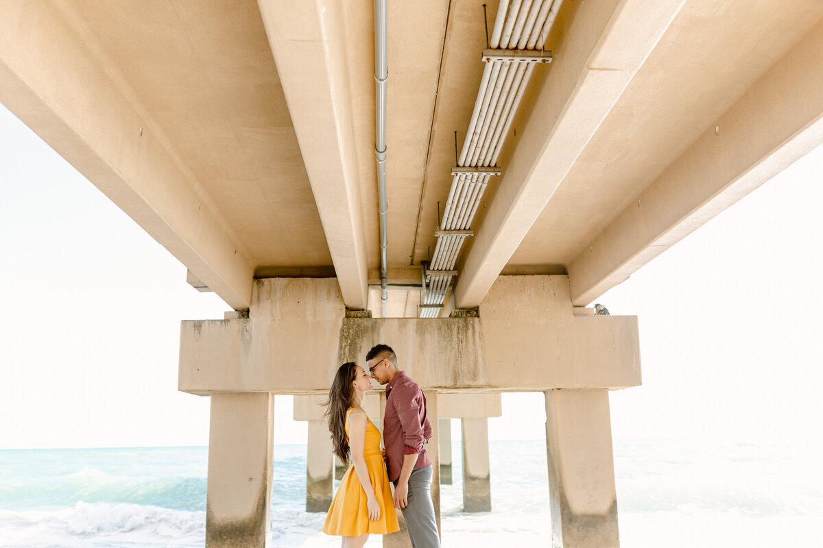 Sunny Isles Beach Engagement Photography Session 12