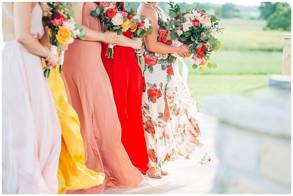 Vibrant Boho Wedding at Emery's Buffalo Creek - Houston Wedding Venue_0068