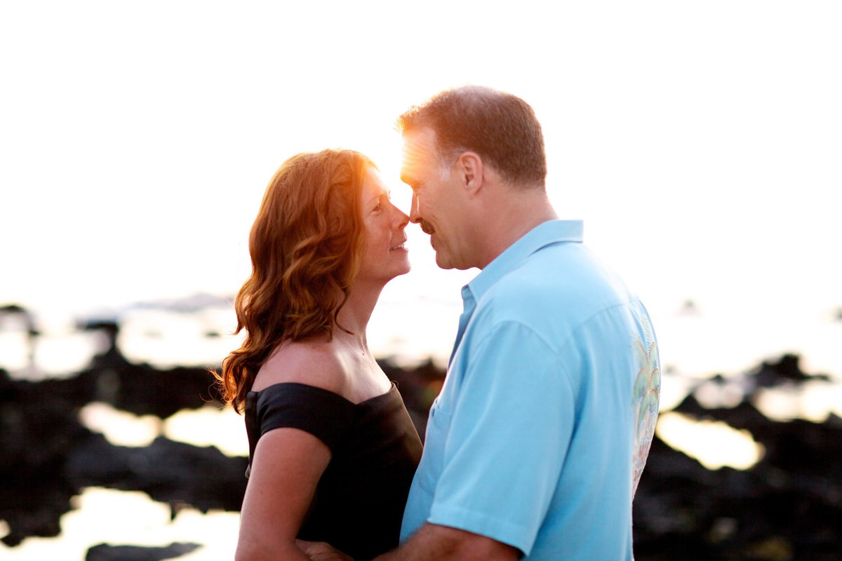 Waikoloa Couple Photography