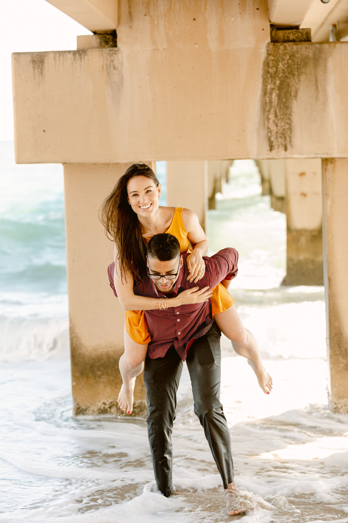 Sunny Isles Beach Engagement Photography Session 24