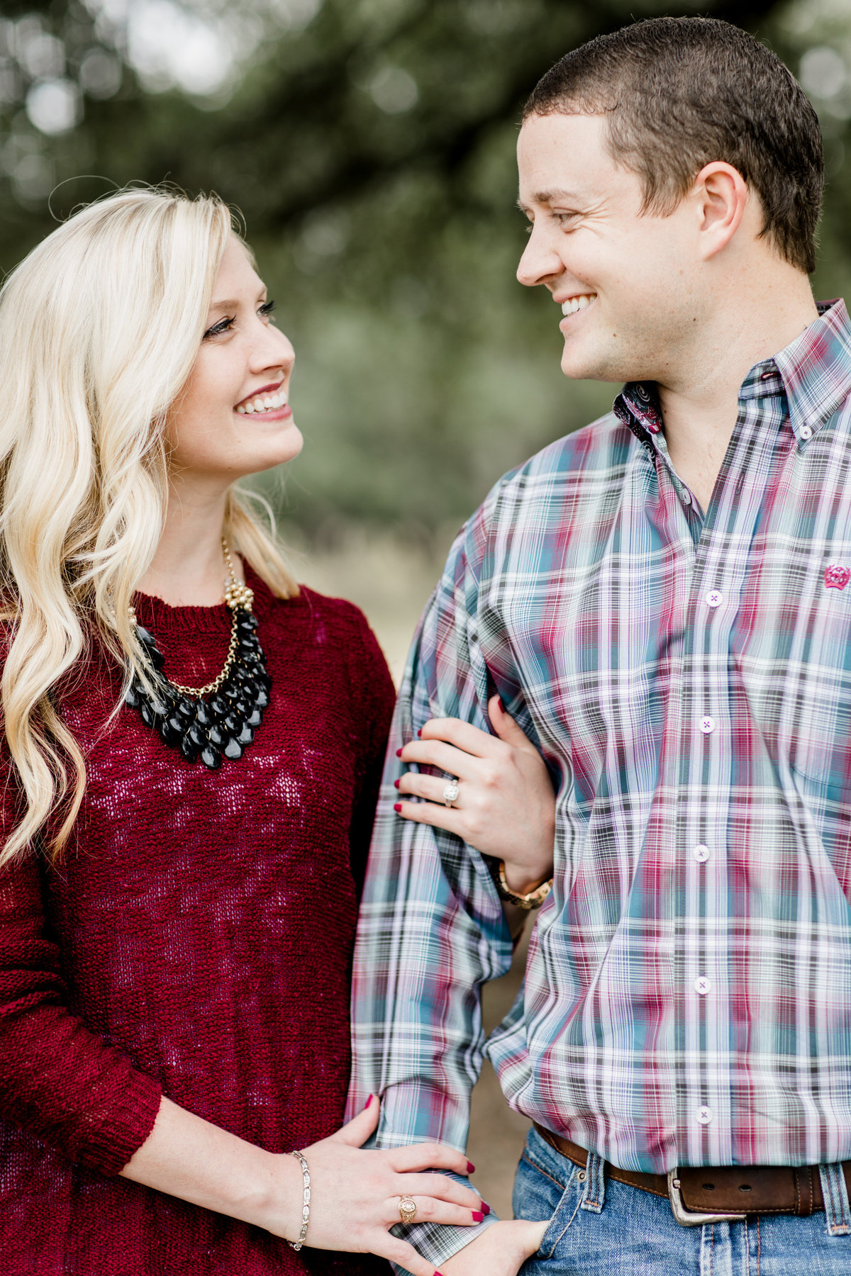 Hidden River Ranch Engagement-3