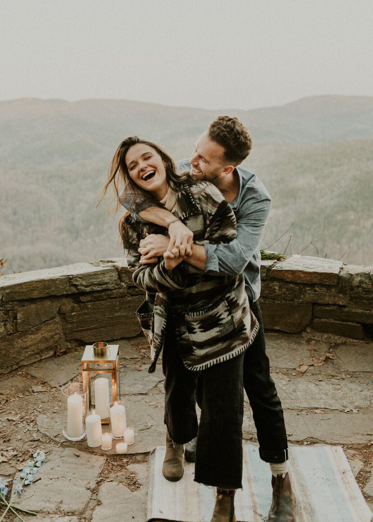 Asheville-North-Carolina-proposal-in-the-mountains_Boho-proposal-inspiration_Adventurous-couples-session_Asheville-Wedding-Photographer_Anna-Ray-Photography-80