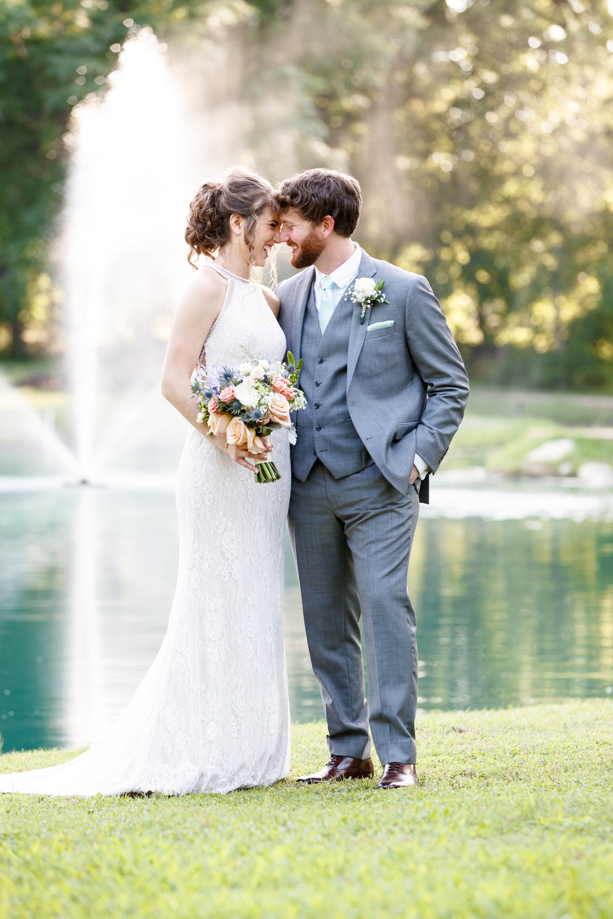 canyonwood ridge wedding photographer bride groom fountain 250 S Canyonwood Dr, Dripping Springs, TX 78620