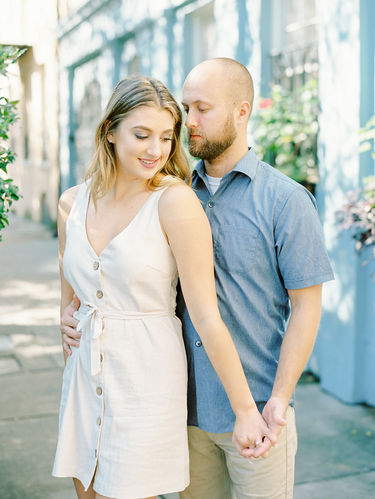 Rainbow-Row-Downtown-Charleston-Engagement-25