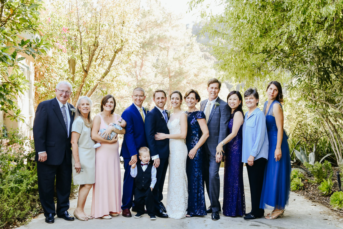Family-at-Wedding-Blue-Palette