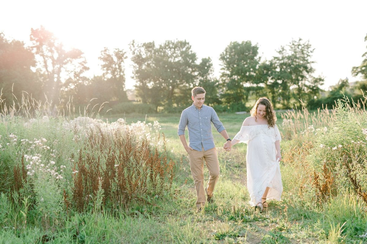 ETHEREAL SUMMER MATERNITY SESSION | MECHANICSBURG MATERNITY PHOTOGRAPHER_0977