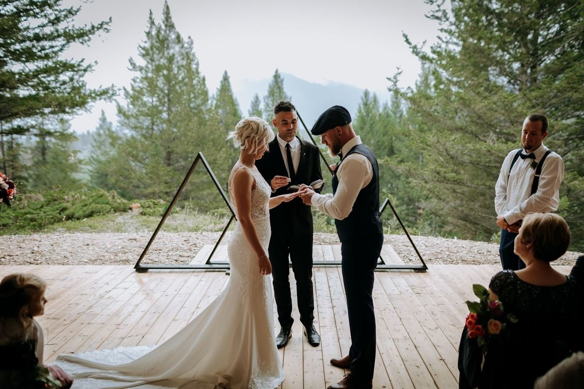 Stewart Creek Golf Course Wedding