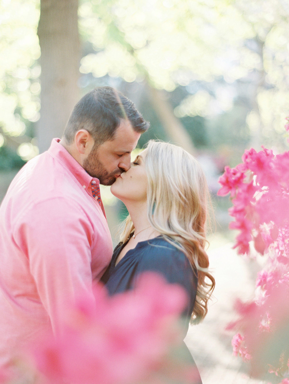 Courtney Hanson Photography - Dallas Spring Engagement Photos-003