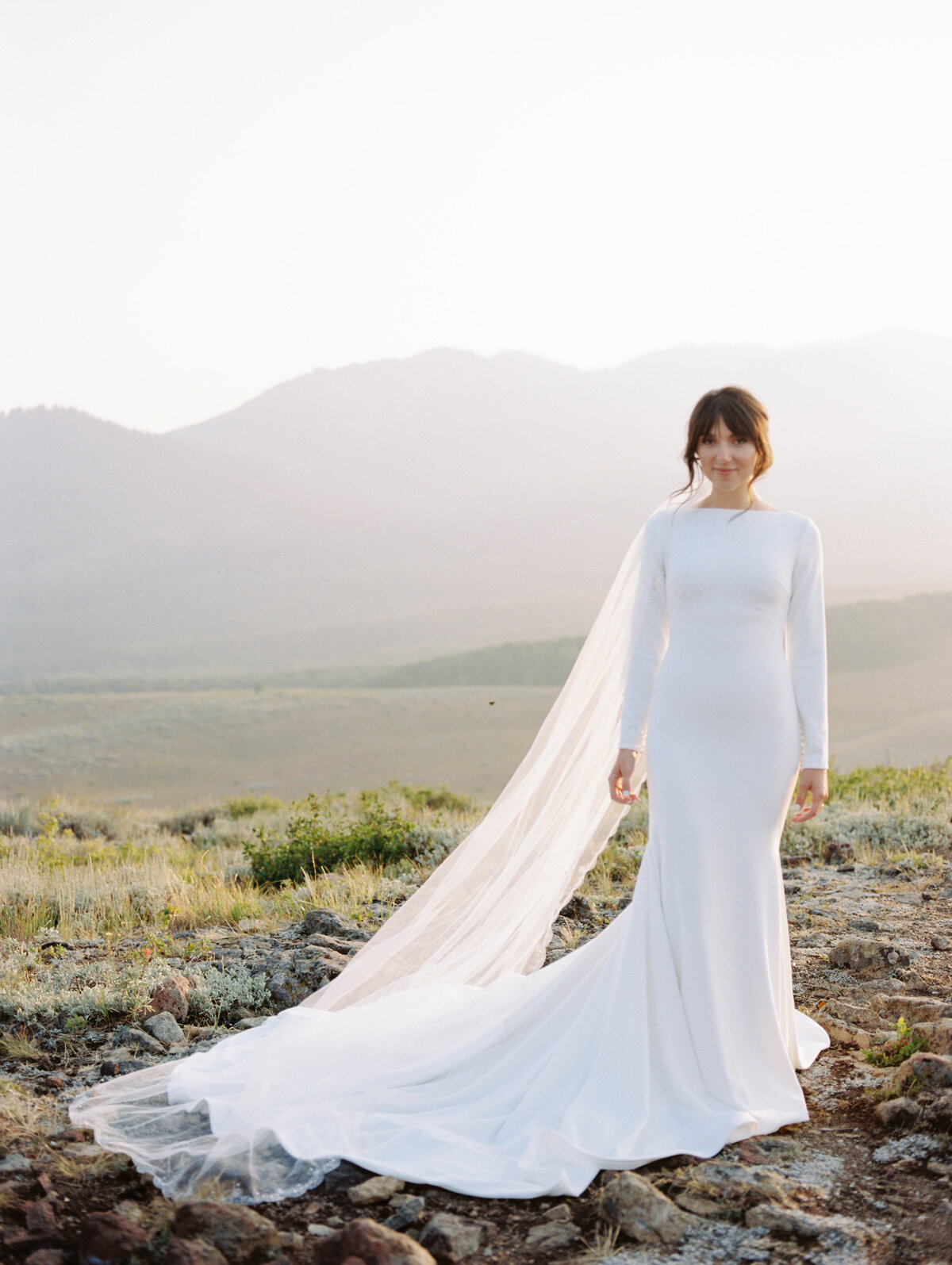 Kylie and Mitch Utah Bridal Session 53
