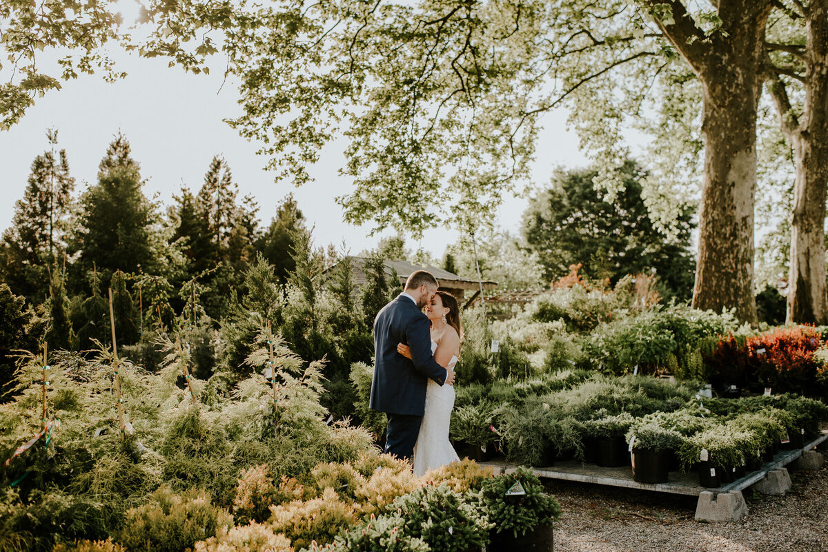 Terrain Glen Mills Elopement Wedding