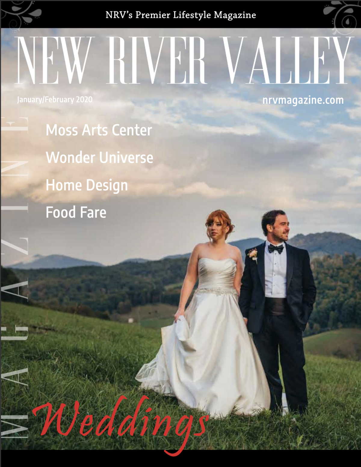 New River Valley Magazine Photographer