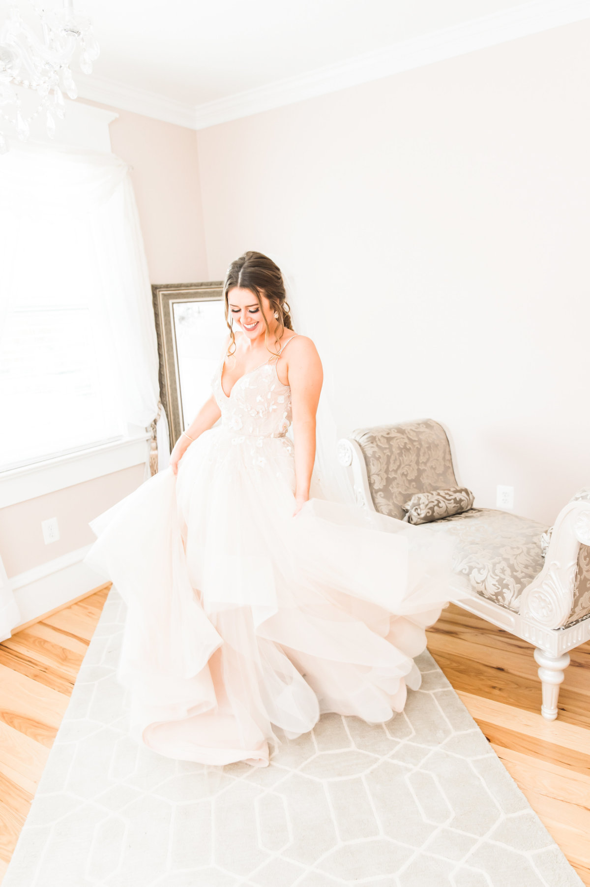 Walden Hall Wedding Photographer - M Harris Studios-259