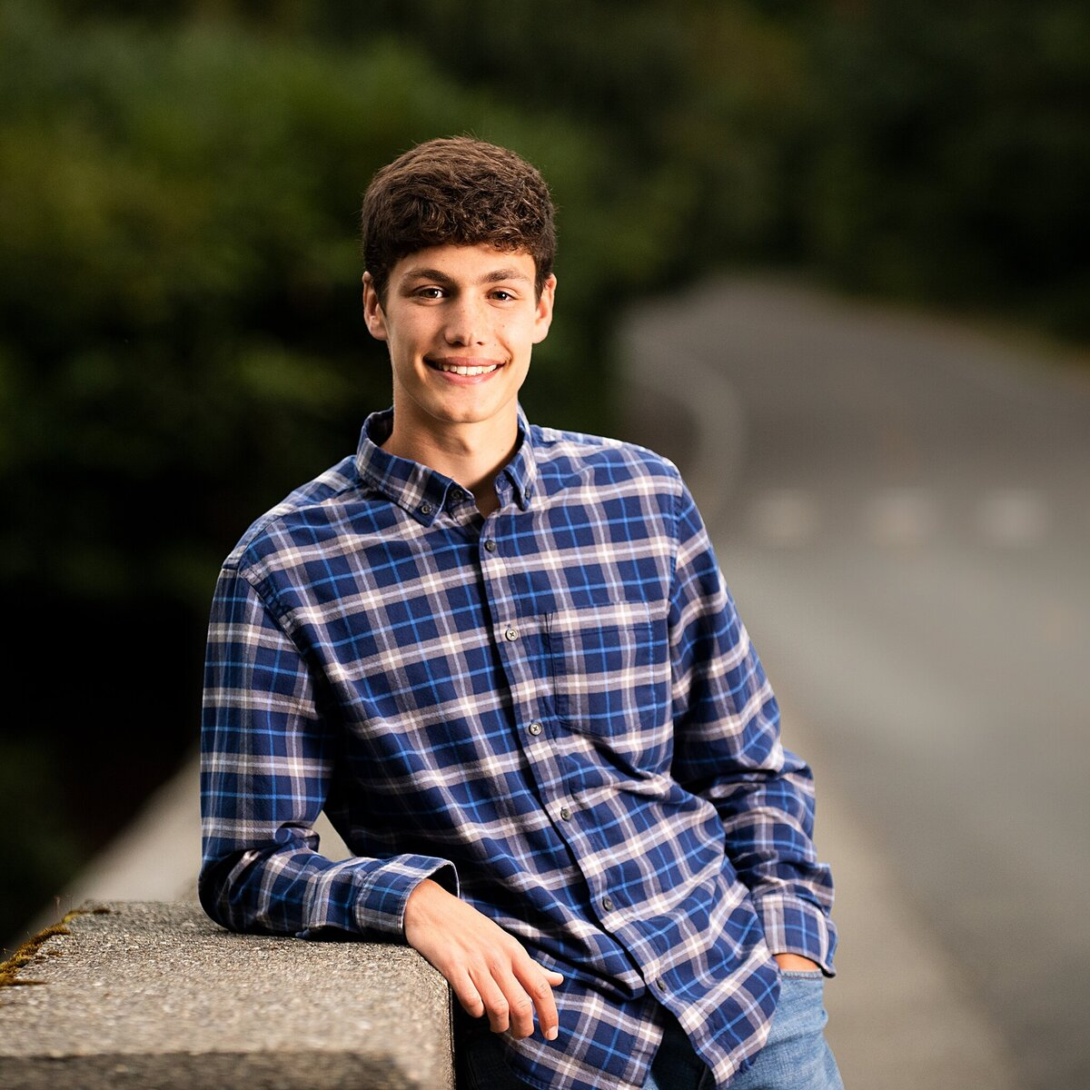 Senior Portrait Photographer Cle Elum Washington