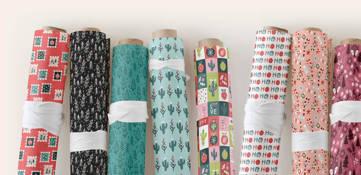 Society6HolidayWrappingPaper