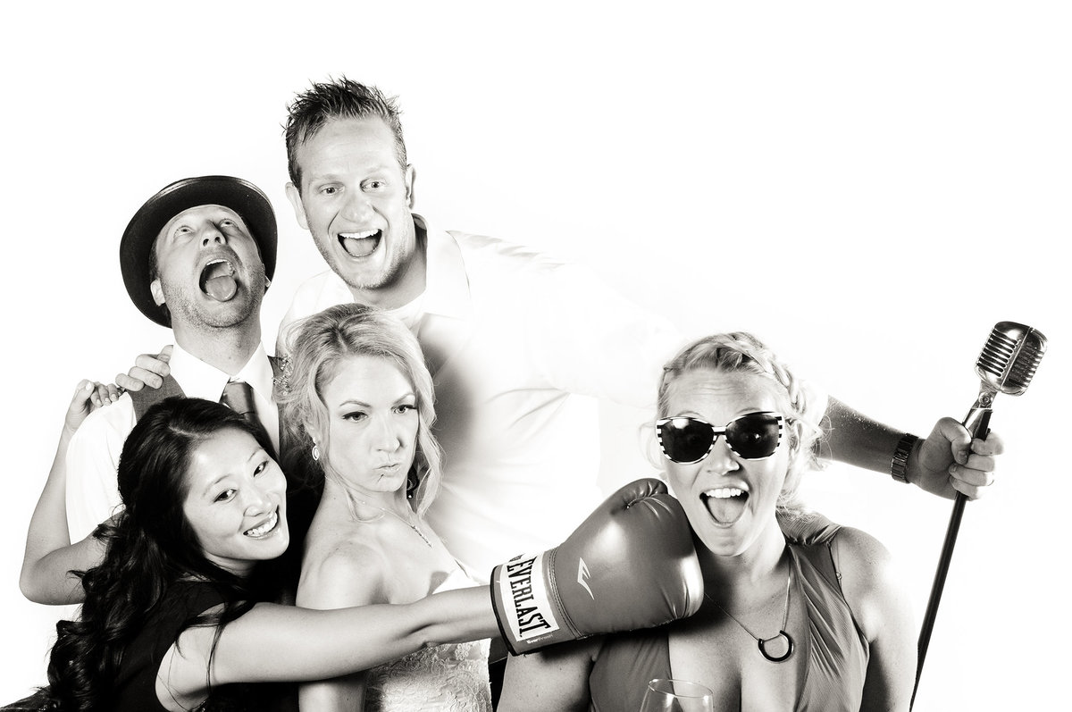 0023-Photo-Booth-Rental-at-Wedding-Reception-Guests-Having-Fun