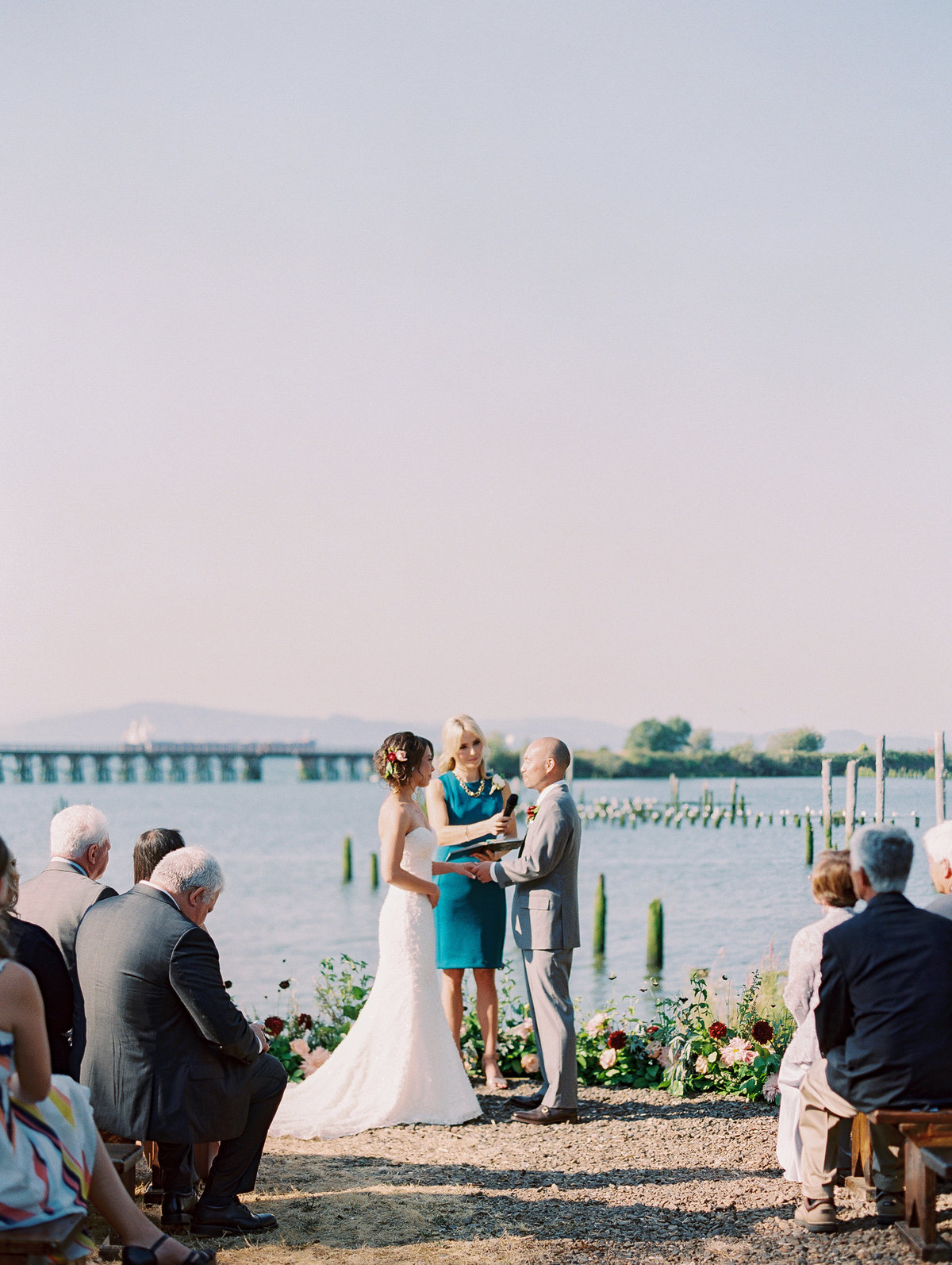 Astoria Oregon Destination wedding