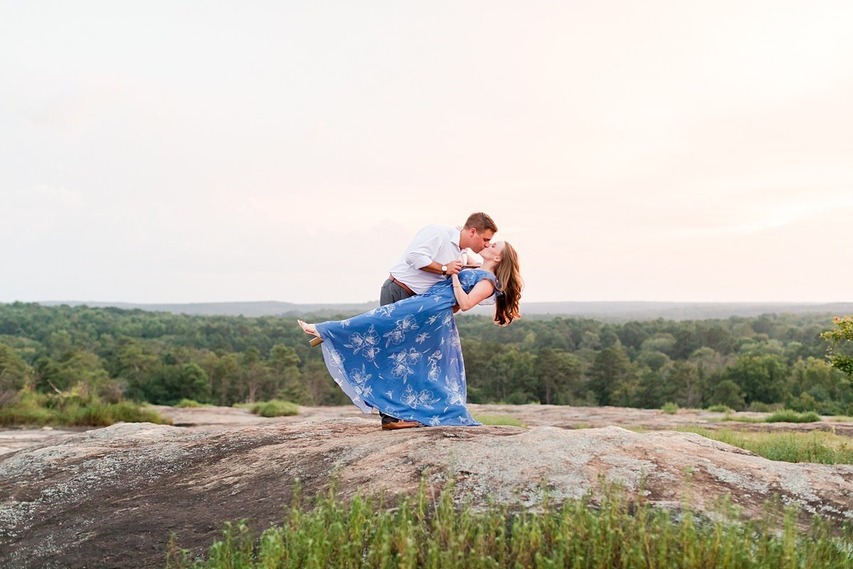 Arabia Mountain_Atlanta_Engagement Photos_0021