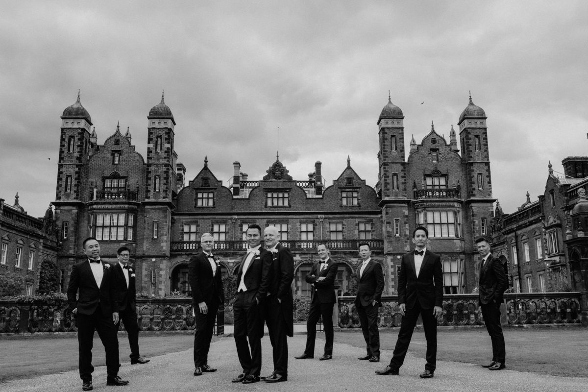 002-groomsmen-at-capesthorne-hall--same-sex-wedding--luxury-photographer