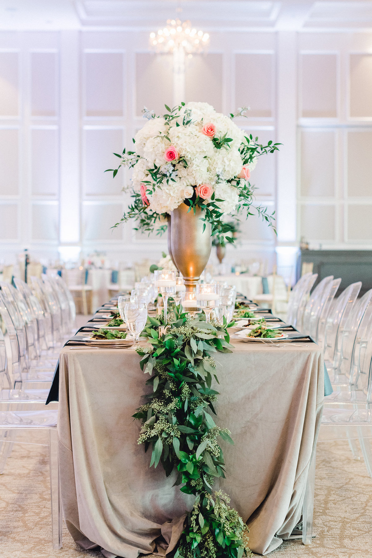 Dallas Wedding Floral Design - A Stylish Soiree - Dallas Wedding Florist - 449