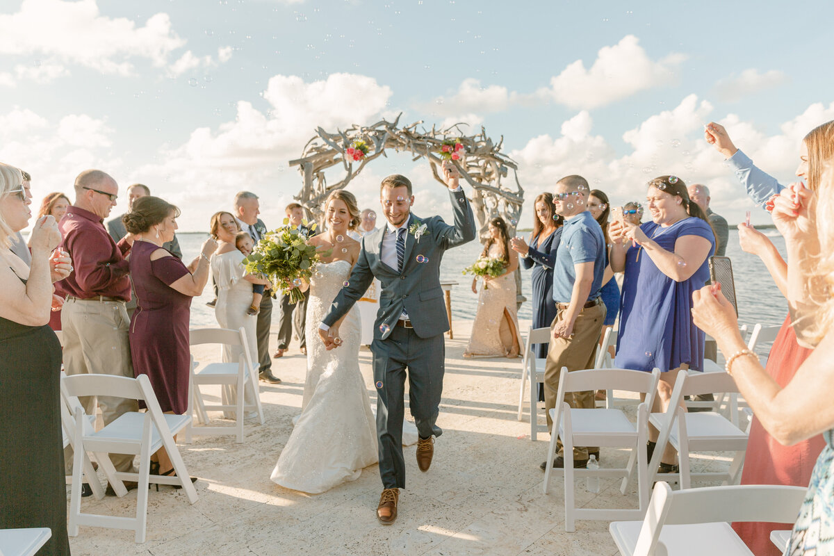 Wedding in Key Largo, Florida 56