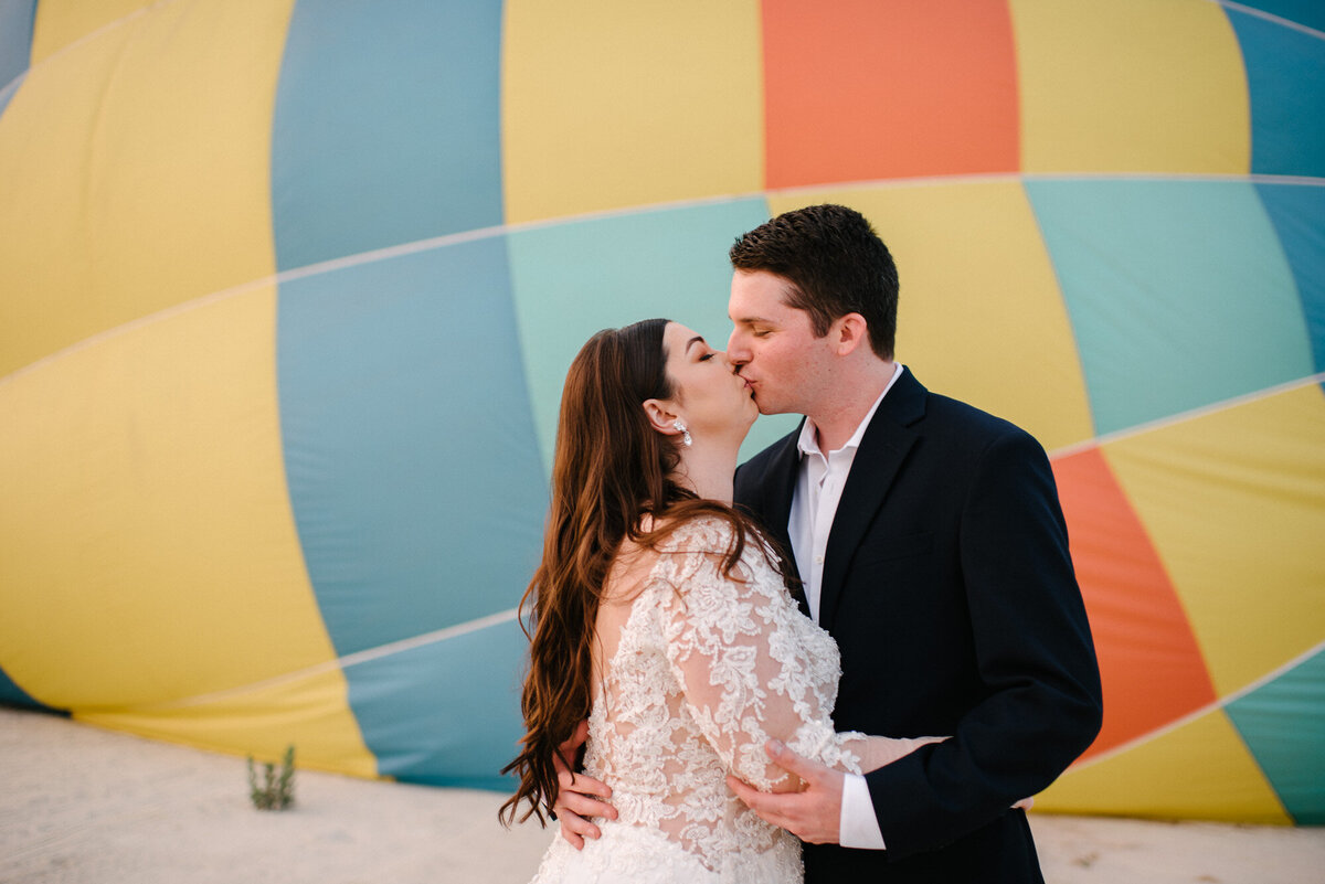 Hot Air Balloon Elopement Marie Monforte Photography-201
