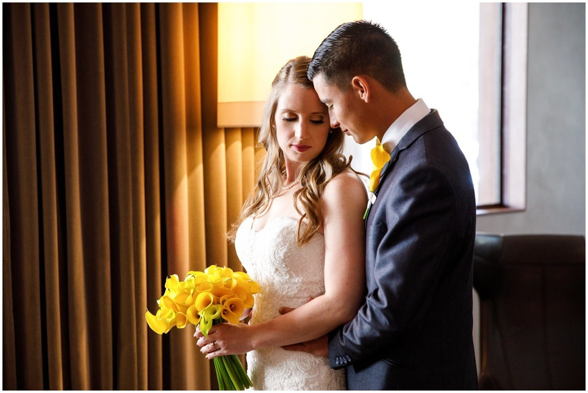 Austin wedding photographer w hotel wedding photographer bride groom intimate