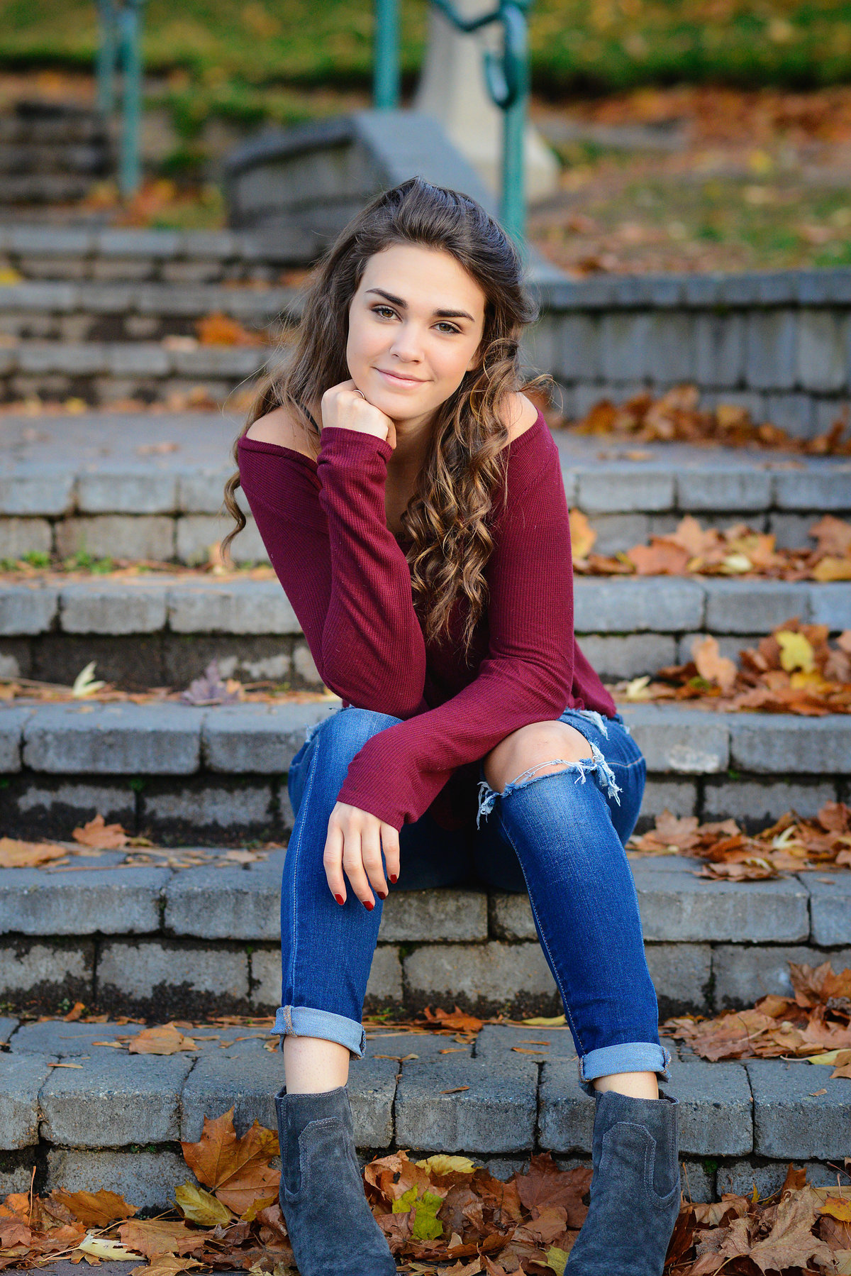 Bend oregon senior portrait photographer2