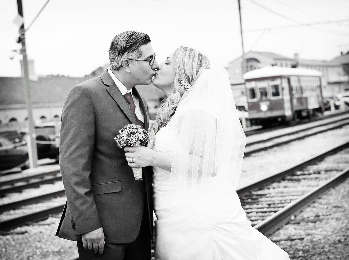 bride-and-groom-streetcar
