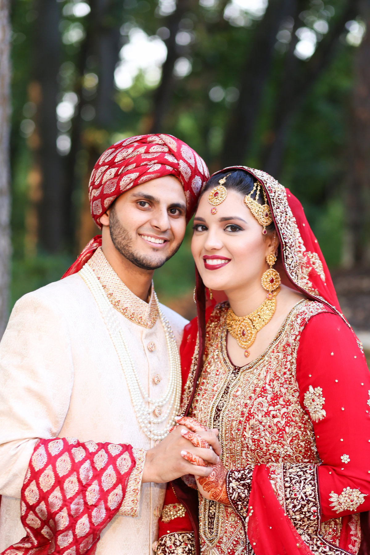 Indian Muslim Pubjabi Wedding Photographer - Overland Park Double Tree Wedding