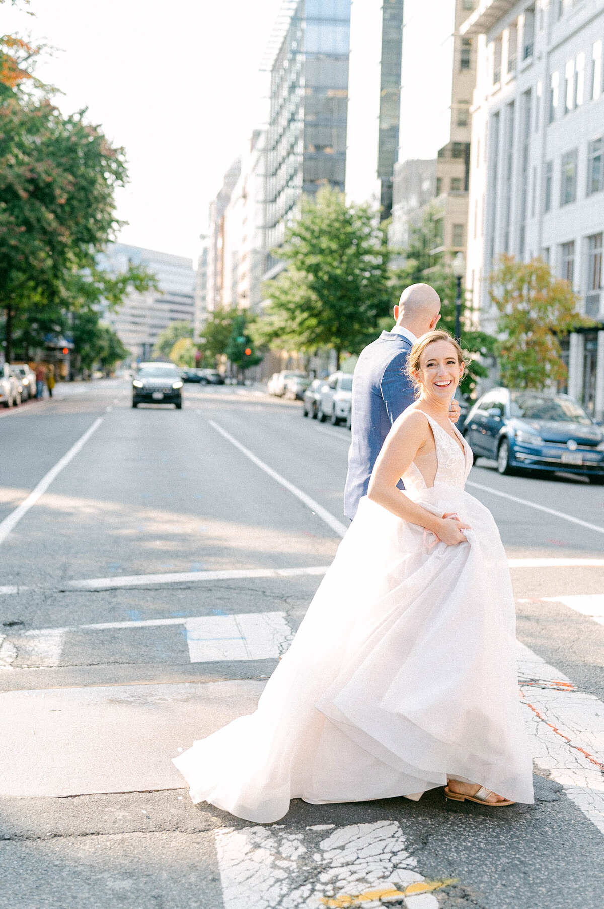 Jennifer Bosak Photography - DC Area Wedding Photography - DC, Virginia, Maryland - Jeanna + Michael - Decatur House Wedding - 19