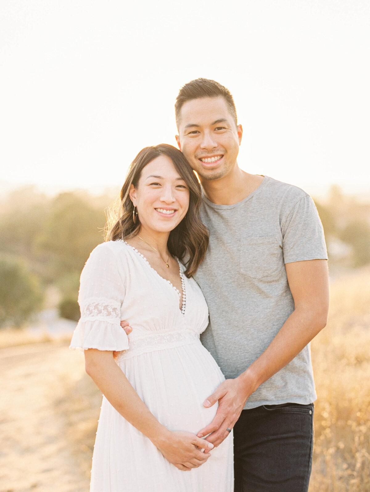OMP- Kelly Adriel Sunset Maternity Session-20