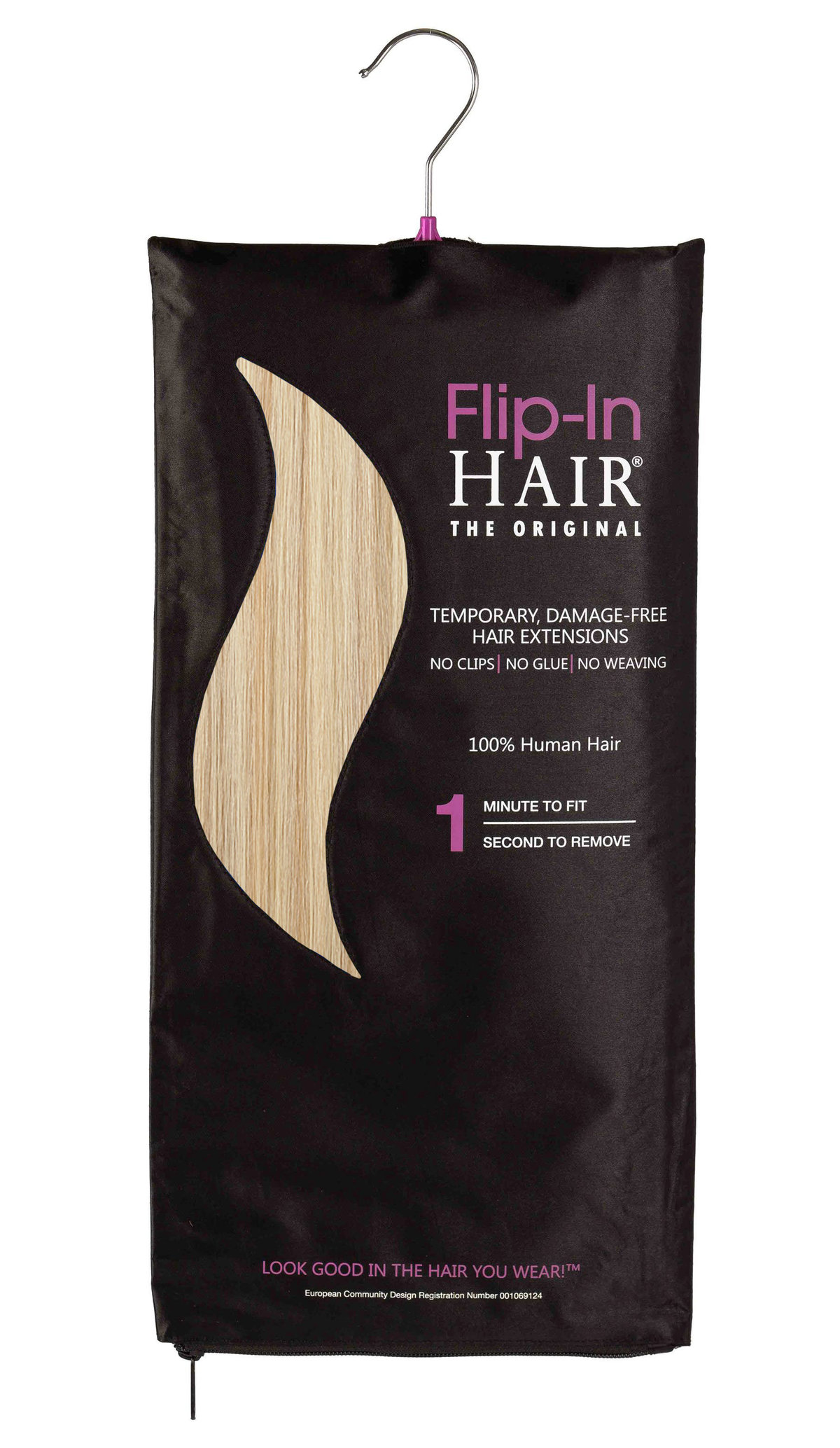 Flip-In Hair Original 18-613-613
