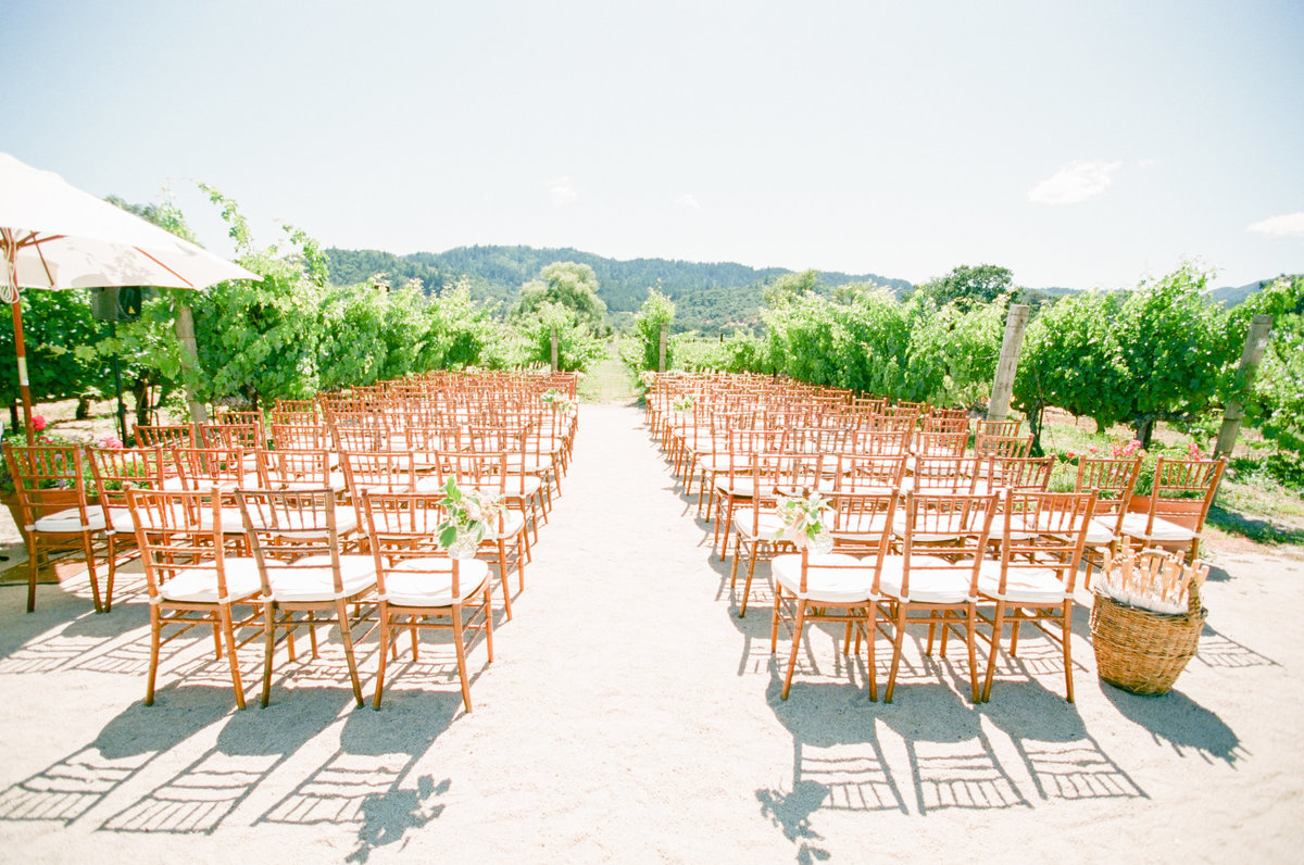 Brix Napa Vineyard Wedding