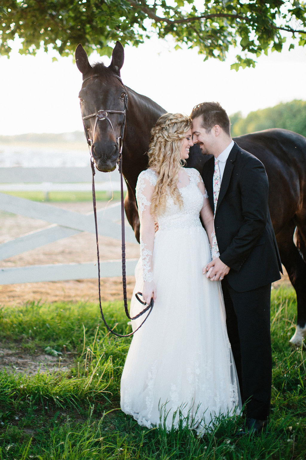 Kristina Lorraine Photography Lake Geneva Dunham Woods Riding Club Katie Jake Wedding00002