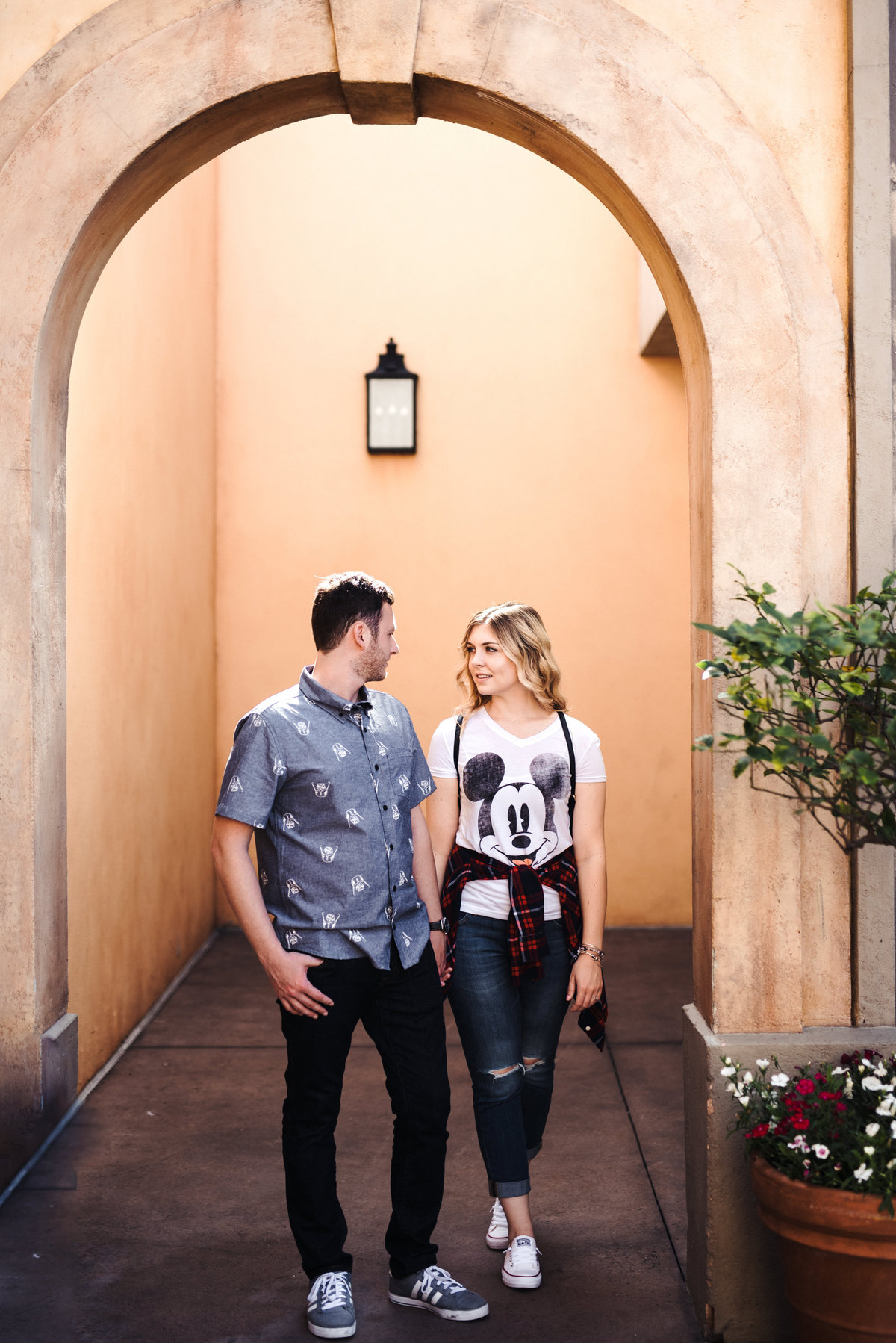 Ally & Brett's Disney Engagement Session (119 of 243)