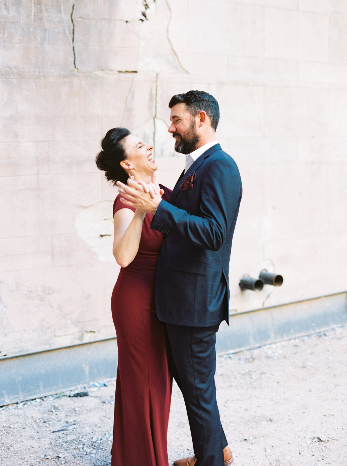 Phoenix Arizona Engagement Session - Mary Claire Photography-4