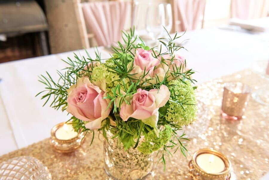 Dusky pink and gold wedding Prestwold Hall sm (19)