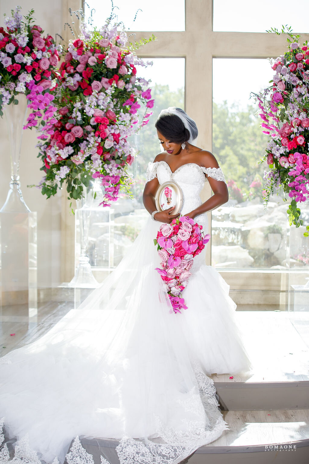 Dallas Wedding Planner Touch of Jewel Events Luxury Black Wedding Planner Dallas Knotting Hill Place Wedding (148)