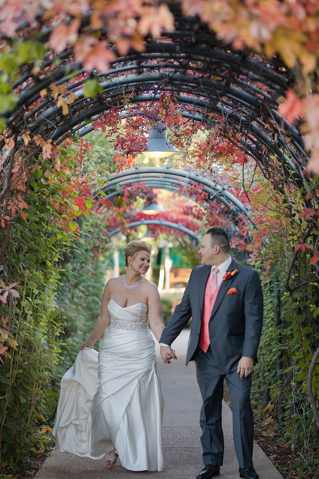 Fall wedding at Hilton Inverness