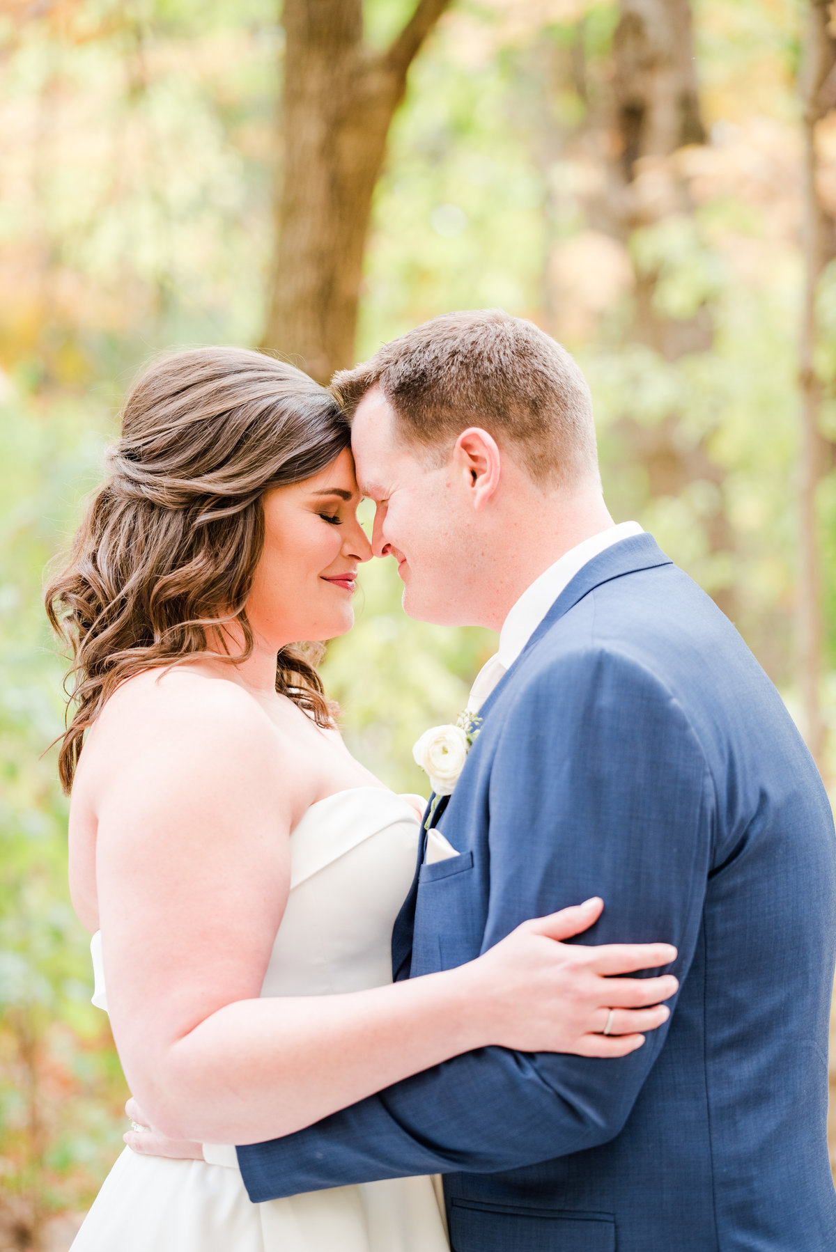 Newlywed Portraits Cait Potter Creative LLC Milltop Potters Bridge Noblesville Square Courthouse Wedding-2