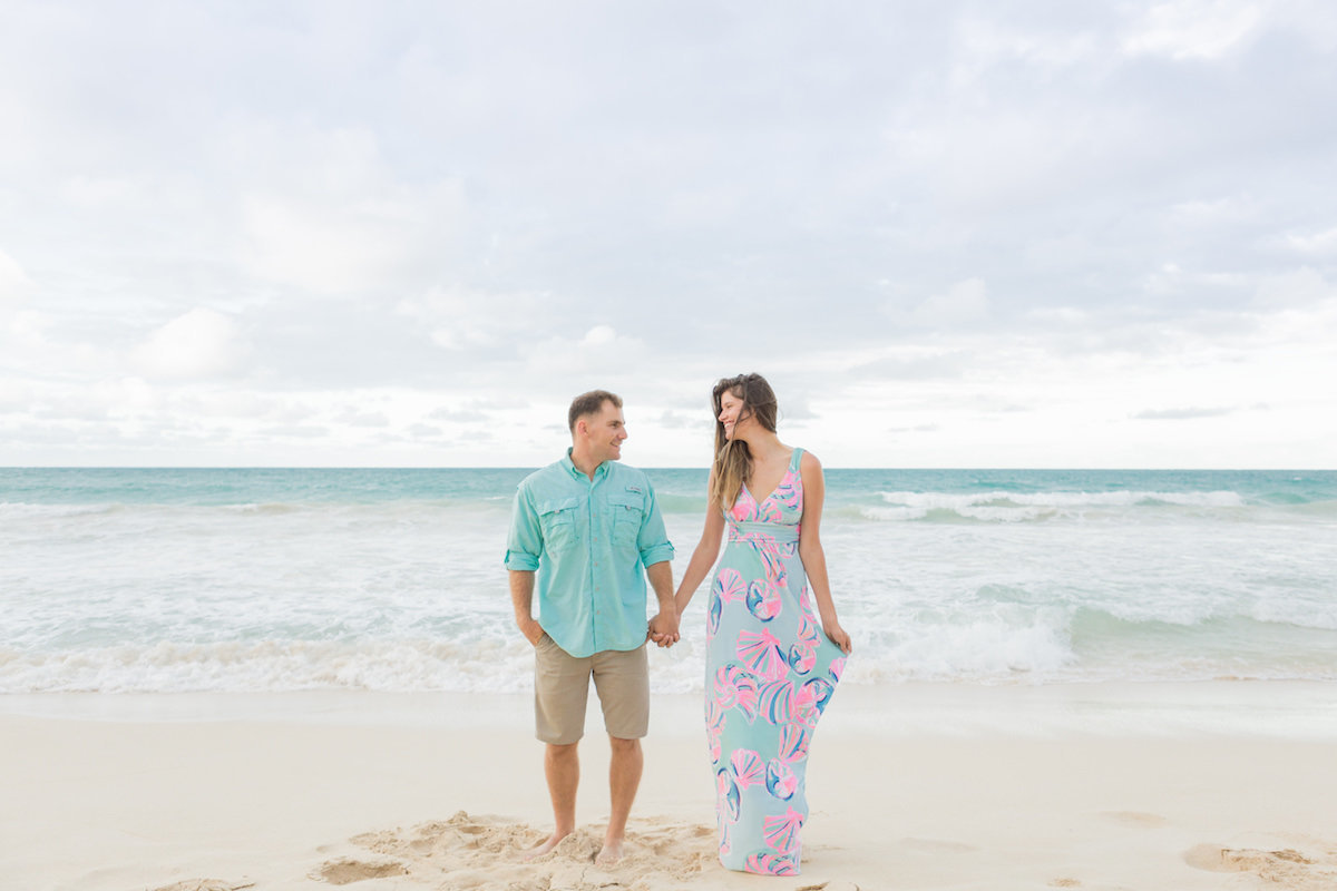 Oahu Couples Portraits-3