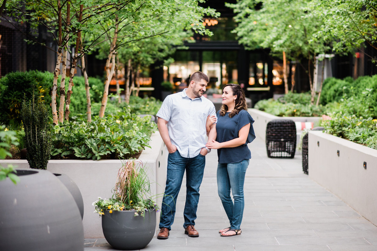 Washinton DC Engagement Photographer